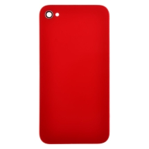 Housing (Rear) with Frame for Apple iPhone 4S (Red) (Closeout)