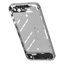 Housing (Mid Plate) for Apple iPhone 4S (CDMA & GSM) (Silver) (Closeout)