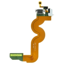Flex Cable (Charge Port, Headphone Jack, & Home Button) for Apple iPod Touch 5th Gen (White)