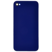 Housing (Rear) with Frame for Apple iPhone 4S (Dark Blue) (Closeout)