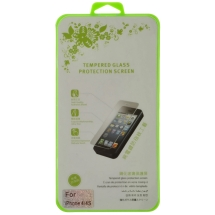 Tempered Glass Screen Protector for Apple iPhone 4 & 4S (Closeout)