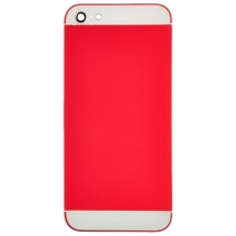 Housing for Apple iPhone 5 (Pink & White) (Closeout)