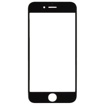 Lens for Apple iPhone 6 (Glass Only) (Black) (Closeout)