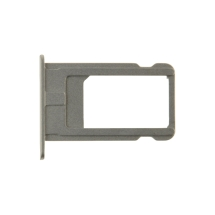 SIM Card Tray for Apple iPhone 6 Plus (Silver)