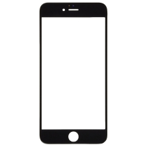 Lens (Glass Only) for Apple iPhone 6 Plus & 6S Plus (Black) (Closeout)