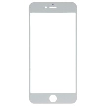 Lens (Glass Only) for Apple iPhone 6 Plus & 6S Plus (White) (Closeout)