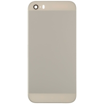 Door with Frame Assembly for Apple iPhone 5S (CDMA & GSM) (White) (Closeout)