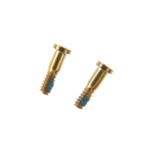 Bottom Screws for Apple iPhone 5S & SE (Gold)