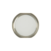 Home Button for Apple iPad Air 2 (White) (Closeout)