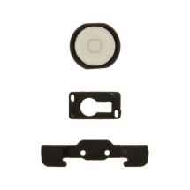 Home Button Parts & Camera Bracket for Apple iPad Air (White)