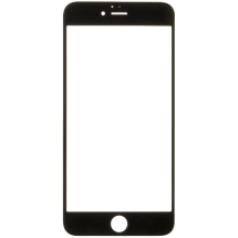 Lens (Glass Only) for Apple iPhone 6S Plus (Black) (Closeout)
