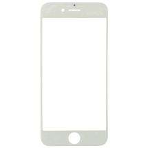 Lens with Pre-Applied OCA Sheet for Apple iPhone 6 (CDMA & GSM) (White) (Closeout)