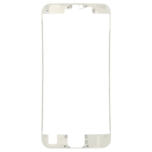 Lens Frame with Pre-Applied Hot Glue for Apple iPhone 6S (CDMA & GSM) (White)