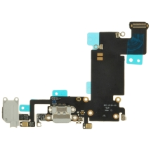 Flex Cable (Charge Port, Mic, Headphone Jack, & Antenna) for Apple iPhone 6S Plus (Silver)