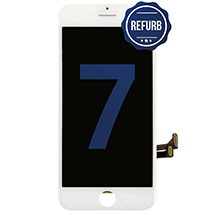 LCD, Digitizer & Frame Assembly for Apple iPhone 7 (White) (OEM Grade)