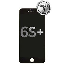 LCD, Digitizer & Frame Assembly for Apple iPhone 6S Plus (Black) (Grade A)