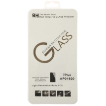Tempered Glass Screen Protector for Apple iPhone 7 Plus & 8 Plus (CDMA & GSM)