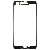 Lens Frame with Pre-Applied Hot Glue for Apple iPhone 7 Plus (Black) (Closeout)