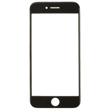 Lens with Pre-Applied OCA Sheet & Frame for Apple iPhone 8 (Black)