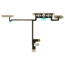Flex Cable with Metal Bracket (Volume Buttons & Mute Toggle) for Apple iPhone X