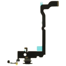 Flex Cable (Charge Port) for Apple iPhone XS Max (Black)
