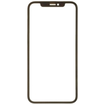 Lens with Pre-Applied OCA Sheet & Frame for Apple iPhone XR