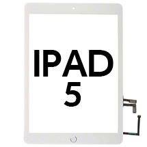Digitizer & Home Button Assembly for Apple iPad 5th Gen (White)