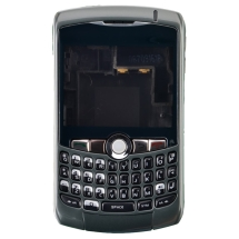 Housing (Complete) for BlackBerry 8300, 8310, 8320 Curve (Gray) (Closeout)