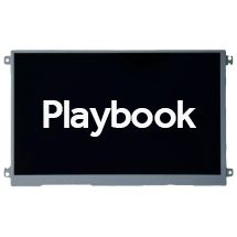 LCD for BlackBerry Playbook (Closeout)