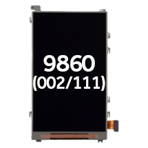 LCD (002/111) for BlackBerry 9860 Torch (Closeout)