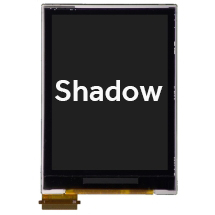 LCD for HTC Shadow (Closeout)