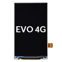LCD for HTC EVO 4G (Small Flex) (Closeout)