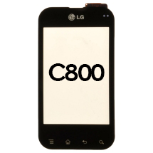 Digitizer (C-800, Maxx QWERTY) for LG T-Mobile myTouch Q (Closeout)