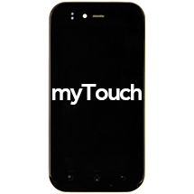 LCD, Digitizer & Frame Assembly for LG myTouch E739, E730 Optimus Sol (Closeout)