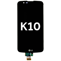 LCD & Digitizer Assembly for LG K10 (Black)