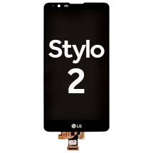 LCD & Digitizer Assembly for LG Stylo 2 (Black)