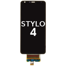 LCD & Digitizer Assembly for LG Stylo 4 (Black)