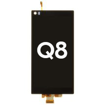 LCD & Digitizer Assembly for LG Q8 ThinQ