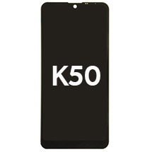 LCD & Digitizer Assembly for LG K50 (Black)