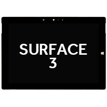 LCD & Digitizer Assembly for Microsoft Surface 3