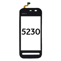 Digitizer for Nokia 5230 (Black) (Closeout)