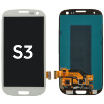 OLED & Digitizer Assembly for Samsung Galaxy S III (White) (Aftermarket)