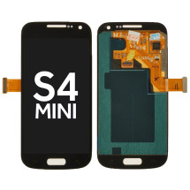 OLED & Digitizer Assembly for Samsung Galaxy S4 Mini (Black Mist) (Aftermarket)