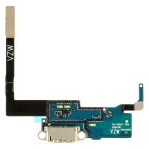 Charge Port (with Flex Cable) for Samsung N900V Galaxy Note III (Verizon)