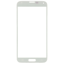 Lens (Glass Only) for Samsung Galaxy S5 (White) (Aftermarket)