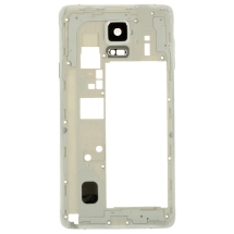 Midframe for Samsung Galaxy Note 4 (White)