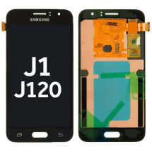 OLED & Digitizer Assembly for Samsung Galaxy J1 (2016) (Black) (OEM)