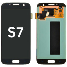 OLED & Digitizer Assembly for Samsung Galaxy S7 (Black) (Aftermarket)