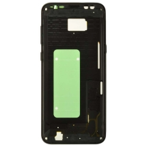 Housing (Mid Frame) for Samsung Galaxy S8+ (Black) (Aftermarket)