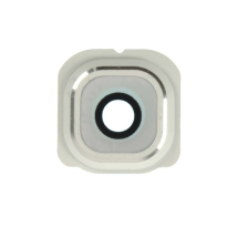 Camera Lens for Samsung Galaxy S6 Edge (White) (Glass) (Closeout)